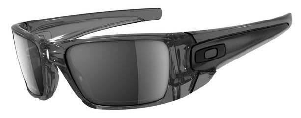 Oakley Fuel Cell Grey Smoke /  Black Iridium (OO9096-54)