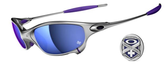 Oakley Infinite Hero Juliet Plasma / Violet Iridium (24-308)