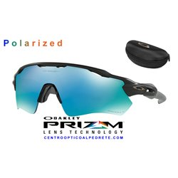 Radar EV Path Matte Black / Prizm Deep Water Polarized (OO9208-55)