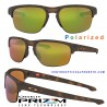 Sliver Edge Matte Brown Tortoise / Prizm Shallow H2O Polarized (OO9413-05)
