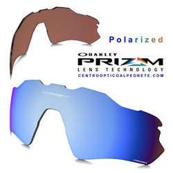 Radar EV Path Lente Prizm Deep H2O Polarized (OO9208-55L)