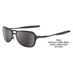 Oakley Felon Matte Black / Warm Grey (05-620)