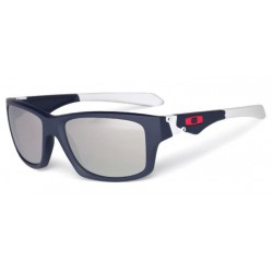 Jupiter Squared Matte Navy / Chrome Iridium (OO9135-02)