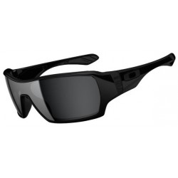 Oakley Offshoot Polished Black / Black Iridium (OO9190-03)