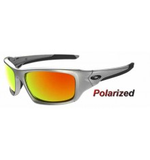Valve Silver / FIre Iridium Polarized (OO9236-07)