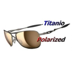 Crosshair 2012 Titanium / Tungsten Iridium Polarized (OO6014-01)
