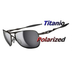 Crosshair 2012 Pewter / Black Iridium Polarized (OO6014-02)