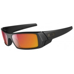 Gascan Matte Black / Ruby Iridium (26-246)