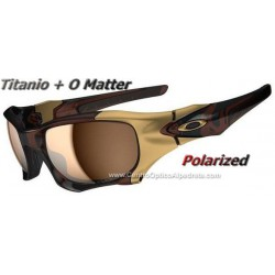 Pit Boss II Polished Rootbeer / Tungsten Iridium Polarized (OO9137-03)