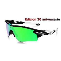 Radar 30 Aniversario Path Polished Black / Jade Iridium (26-268)