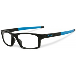 Crosslink Pitch Satin Black - Sky Blue (OX8037-01)