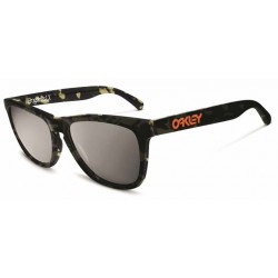 Frogskins LX Koston Edition Camo Green / Black Iridium (OO2043-14)