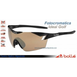 Bolle 6th Sense Shiny Black Modulator V3 Golf (11881)