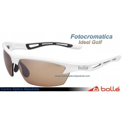 Bolle Bolt Shiny White Modulator V3 Golf Oleo AF (11774)