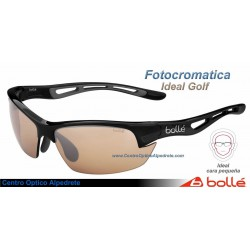 Bolle Bolt S Shiny Black Modulator V3 Golf Oleo AF (11781)