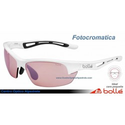 Bolle Bolt Shiny White Modulator Rose Gun (11780)