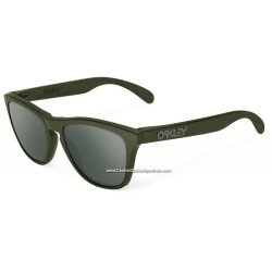 Frogskins Heaven and Eart Matte Olive / Dark Grey (OO9013-12)