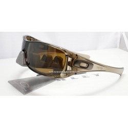 Custom Antix Brown Smoke / Bronze Polarized (OO9077-9890)