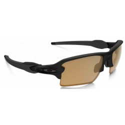 Flak 2.0 XL Matte Black / Bronze Polarized (OO9188-07)