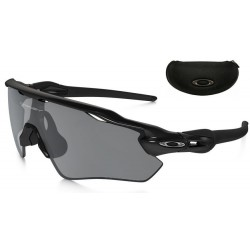 Radar EV Path Polished Black / Black Irdium Polarized (OO9208-07)