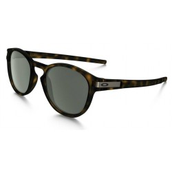 Latch Matte Brown Tortoise / Dark Grey (OO9265-02)