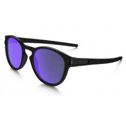 Latch Matte Black / Violet Iridium (OO9265-06)
