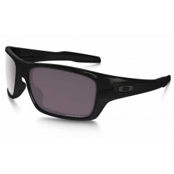 Turbine Polished Black / Prizm Daily Polarized (OO9263-06)