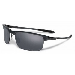 Carbon Blade Matte Carbon / Black Iridium Polarized (OO9174-03)