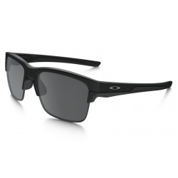 Thinlink Matte Bladk / Black Iridium Polarized (OO9316-06)