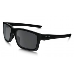 Mainlink Matte Black / Black Iridium Polarized (OO9264-05)