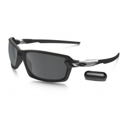 Carbon Shift Matte Black / Black Iridium Polarized (OO9302-03)
