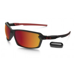 Carbon Shift Matte Black / Torch Iridium Polarized (OO9302-04)