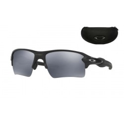 Flak 2.0 XL Matte Black / Black Iridium Polarized (OO9188-53)