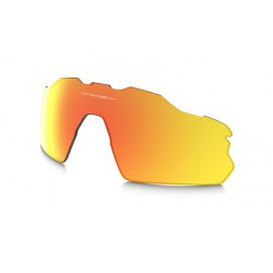Radar EV Ptich Lente Fire Iridium Polarized Vented (101-354-005)