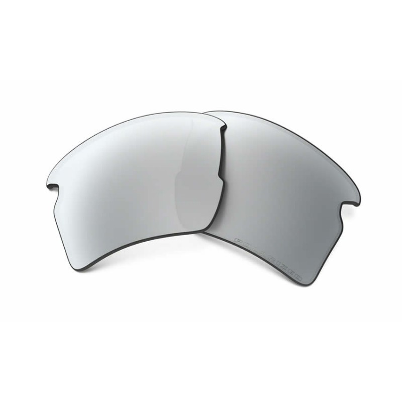 09aede4de0 Oakley Flak 2.0 XL Chrome Iridium Polarized 101-351-009