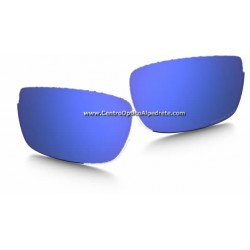 Carbon Blade Lente de repuesto Ice Iridium Polarized (OO9174-05L)