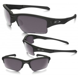 Quarter Jacket Matte Black / Prizm Daily Polarized (OO9200-17)
