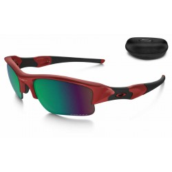Flak Jacket XLJ Custom Infrared / Prizm Shallow Polarized (OO9009-4649)