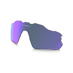 Radar EV Pitch Lente Violet Iridium Polarized Vented (101-354-018)