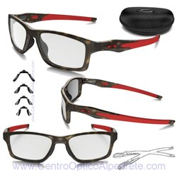Crosslink MNP Matte Brown Tortoise - Red (OX8090-08)