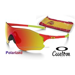 EVZero Custom Path InfraRed / Ruby Iridium Polarized (OO9308-5595)