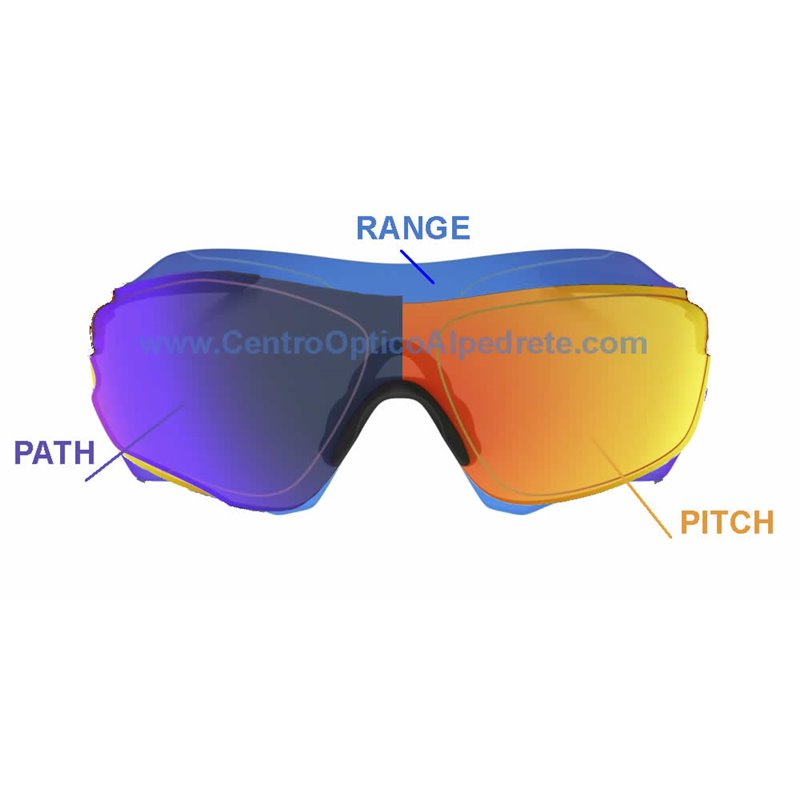 custom oakley goggles ncka  EVZero Path Custom Retina Burn / Prizm Deep Polarized OO9308-Custom