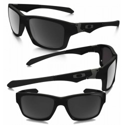 Jupiter Squared Polished Black / Prizm Black Polarized (OO9135-29)
