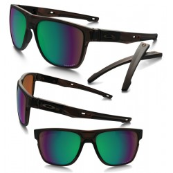 CrossRange XL Matte RootBeer Tortoise / Prizm Shallow Water Polarized (OO9360-10)