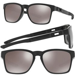 Catalyst Matte Black / Prizm Black Polarized (OO9272-23)