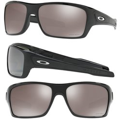 Turbine Polished Black / Prizm Black Polarized (OO9263-41)