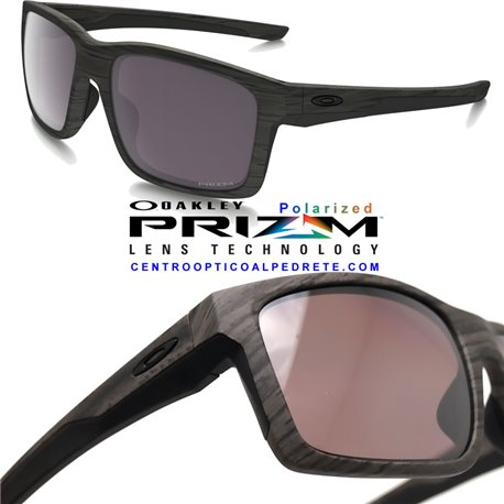 814b0a31c52 Oakley Sunglasses Mainlink WoodGrain   Prizm Daily Polarized (OO9264-19)