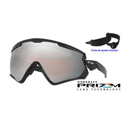 Wind Jacket 2.0 Matte Black / Prizm Snow Black Iridium (OO7072-02)
