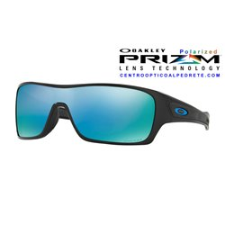 Turbine Rotor Custom Matte Black / Prizm Deep Polarized (OO9307-6065)