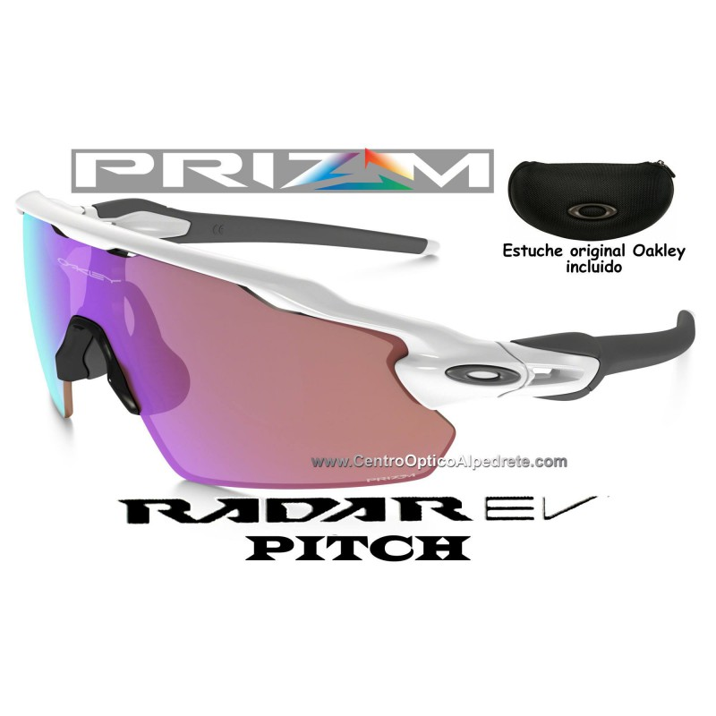 oakley radar ev path and pitch